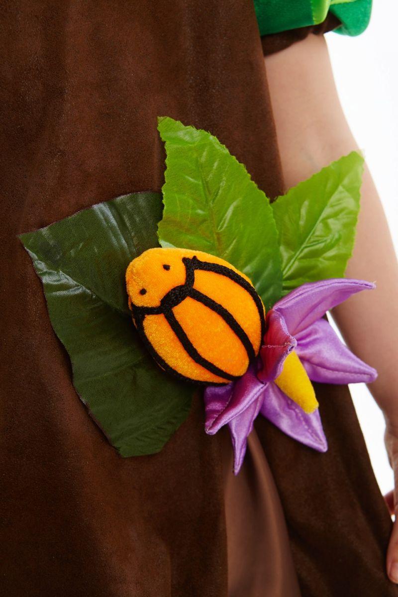 Масочка - «Картошка» карнавальный костюм для девочки / фото №212