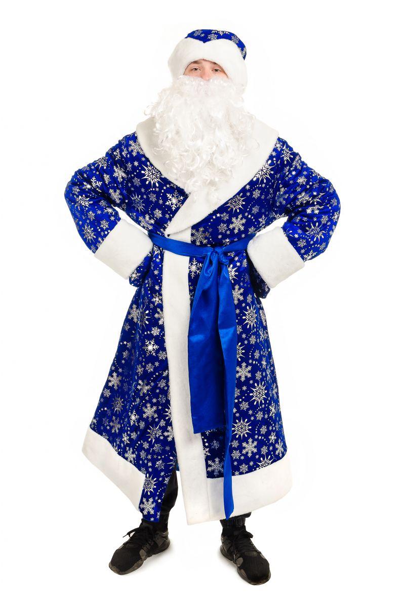 Масочка - «Дед Мороз» карнавальный костюм для аниматоров / фото №2120