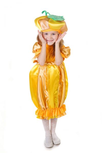 «Дыня» карнавальный костюм для девочки