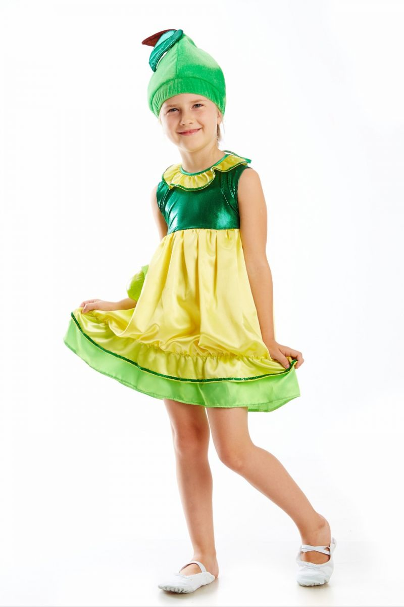 «Груша» карнавальный костюм для девочки