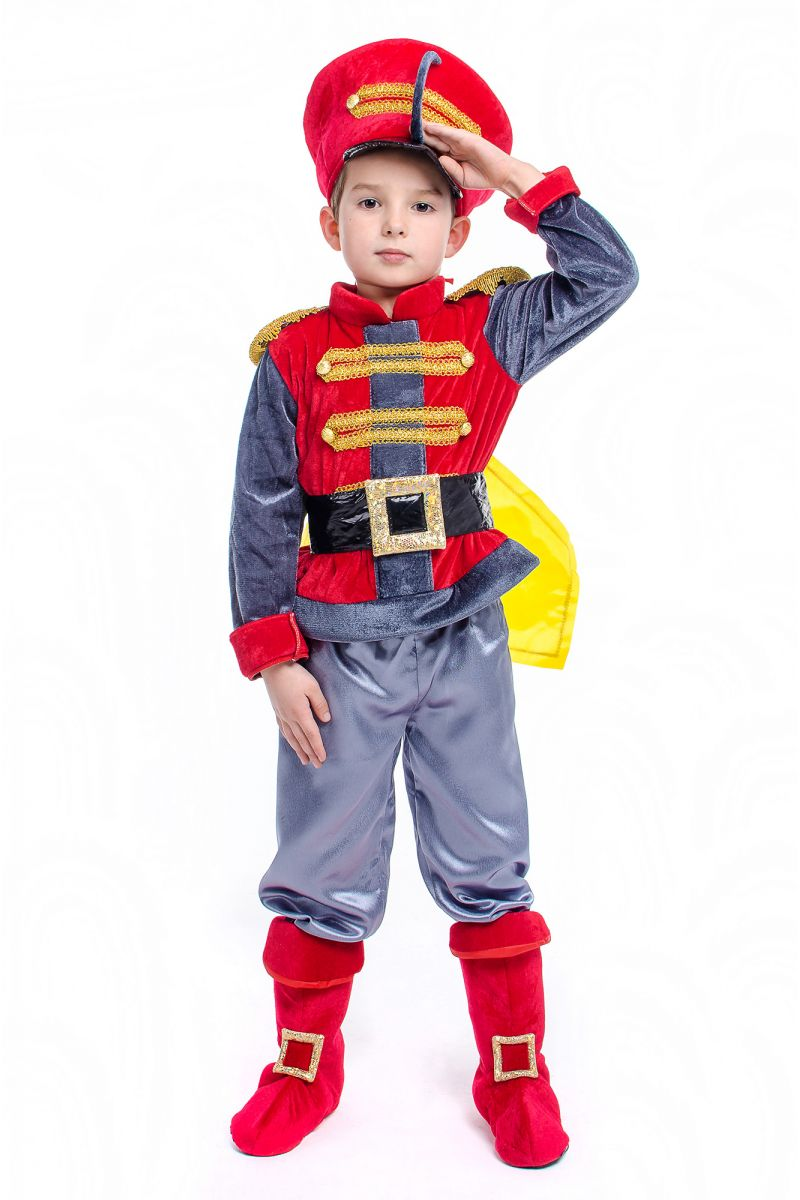 «Комарик-гусарик» карнавальный костюм для мальчика
