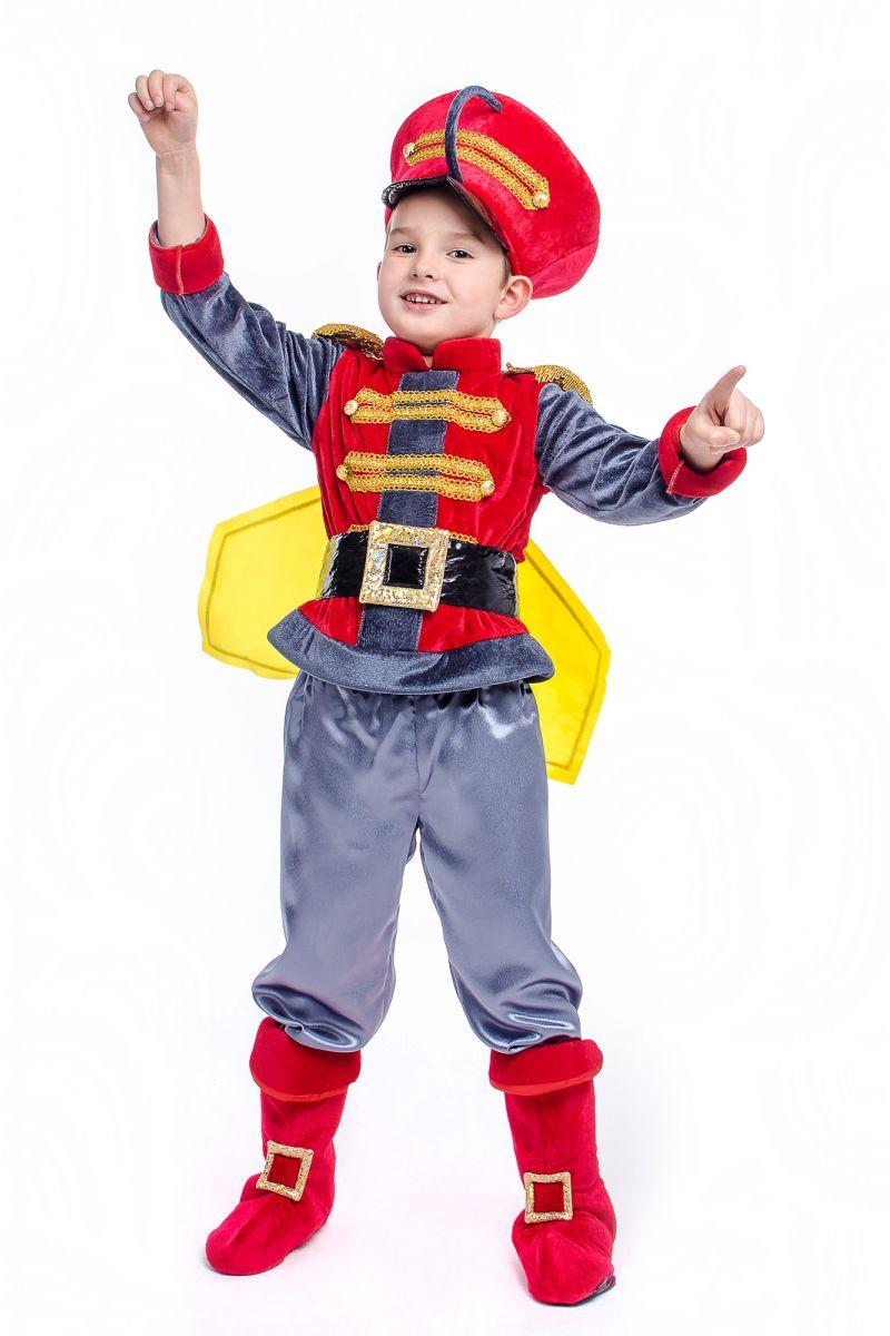Масочка - «Комарик-гусарик» карнавальный костюм для мальчика / фото №2144
