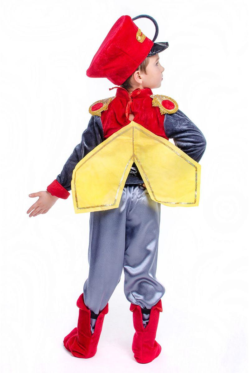 Масочка - «Комарик-гусарик» карнавальный костюм для мальчика / фото №2145