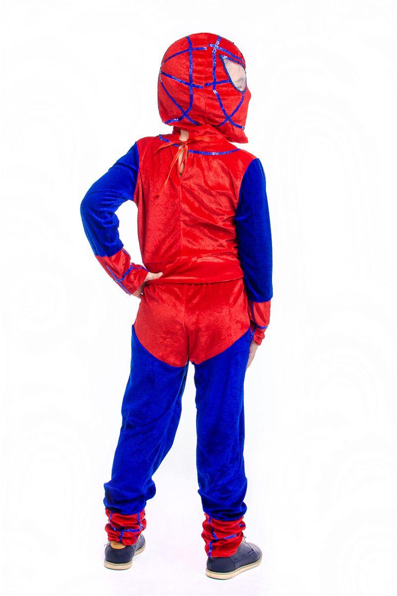 Масочка - «Человек-Паук» карнавальный костюм для мальчика / фото №2150