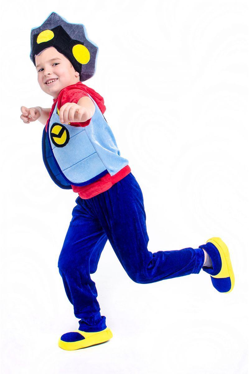 Масочка - Бейблейд «Beyblade» карнавальный костюм для мальчика / фото №2157