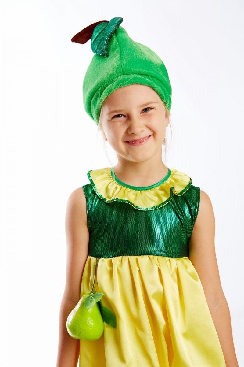 Масочка - «Груша» карнавальный костюм для девочки / фото №216