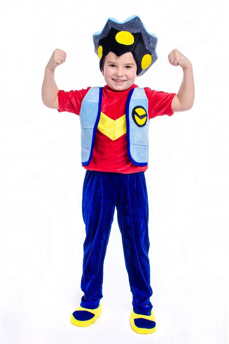 Масочка - Бейблейд «Beyblade» карнавальный костюм для мальчика / фото №2160
