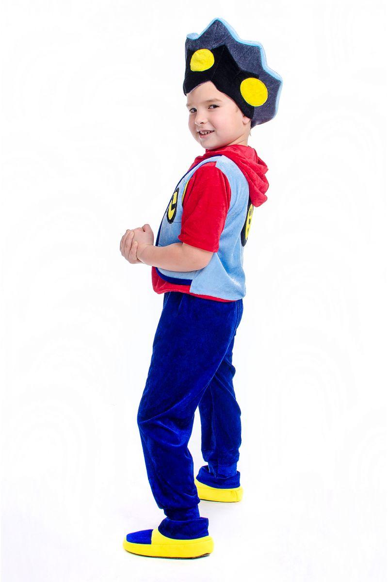 Масочка - Бейблейд «Beyblade» карнавальный костюм для мальчика / фото №2161