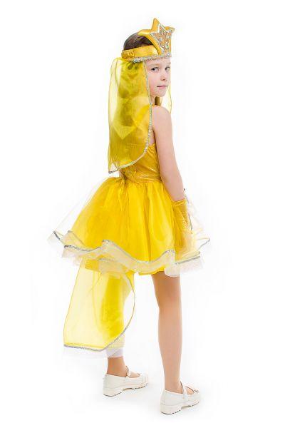 «Золотая рыбка» карнавальный костюм для девочки