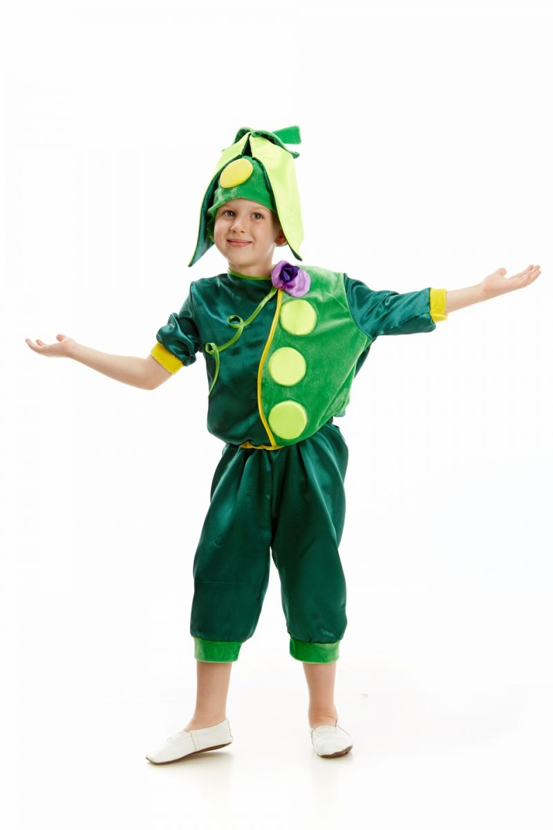 «Горох» карнавальный костюм для мальчика