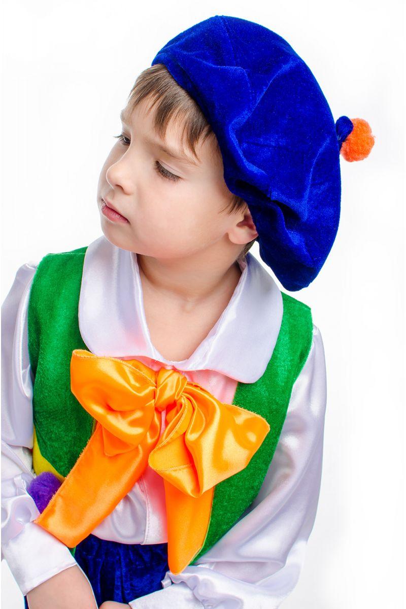 Масочка - «Художник» карнавальный костюм для мальчика / фото №2185