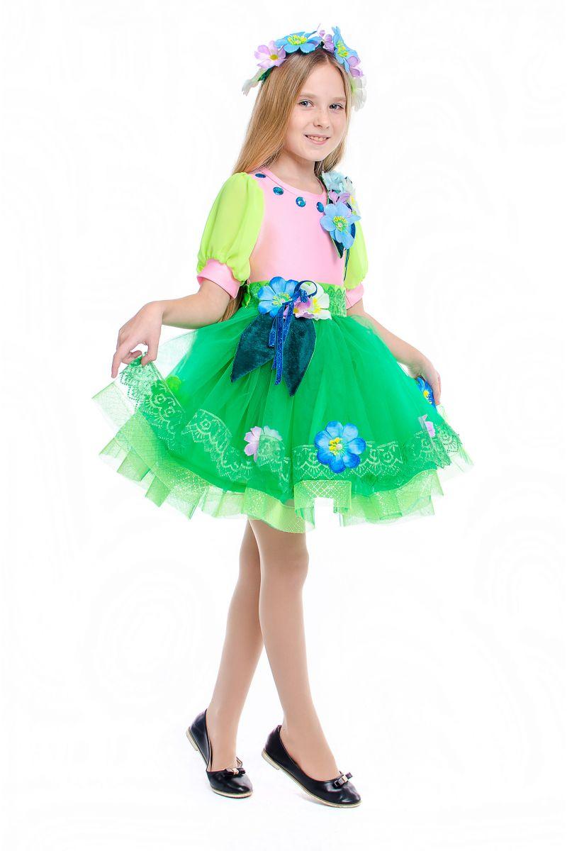 «Весна» карнавальный костюм для девочки