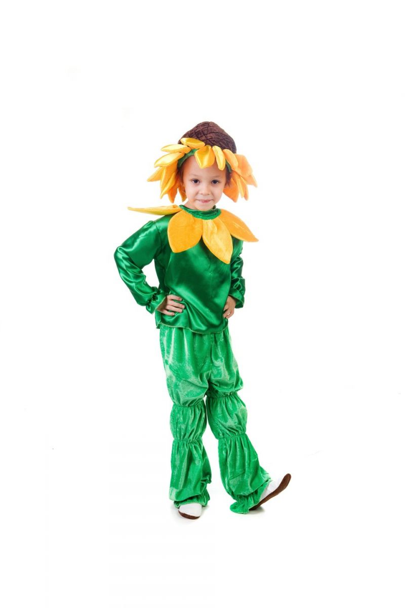 «Подсолнух» карнавальный костюм для мальчика