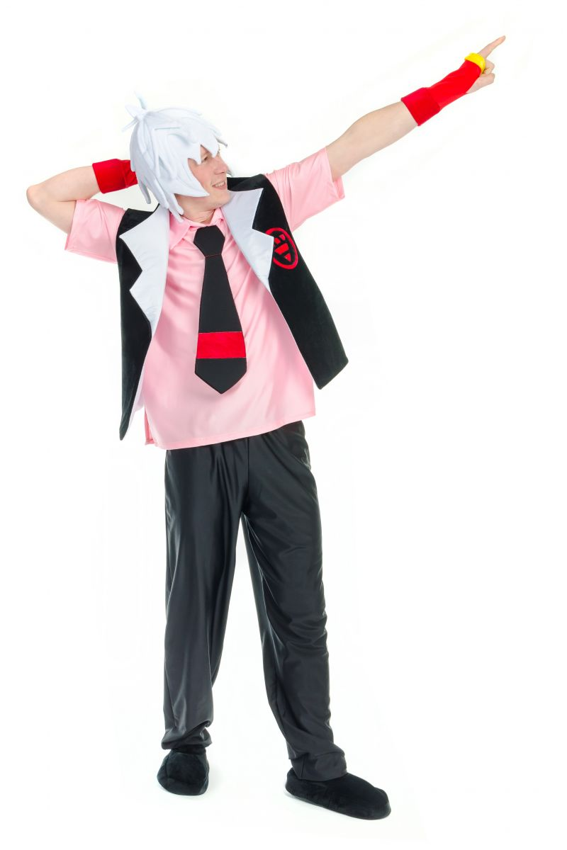 Шу Куренай «Kurenai Shuu» карнавальный костюм для взрослых