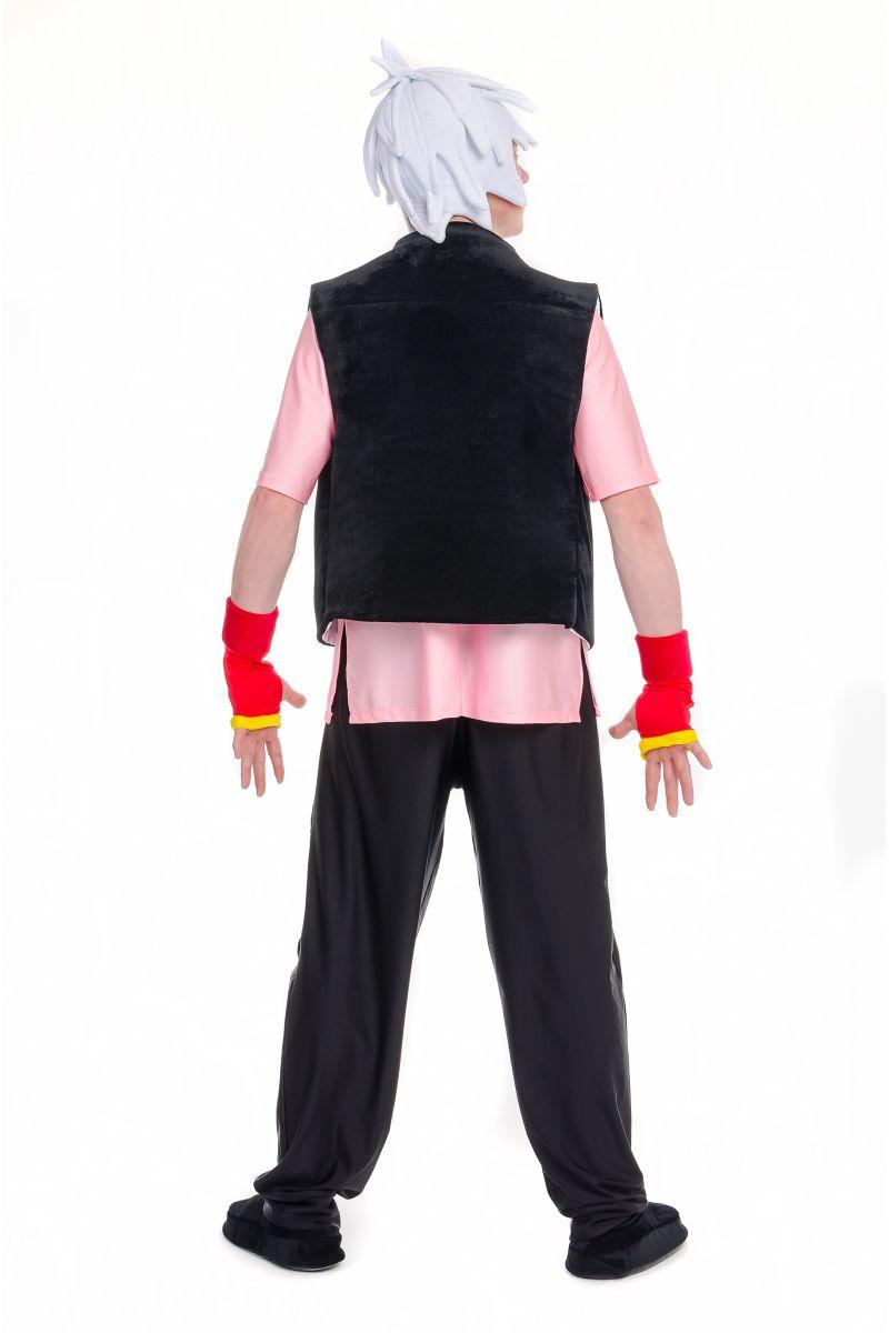 Масочка - Шу Куренай «Kurenai Shuu» карнавальный костюм для взрослых / фото №2208