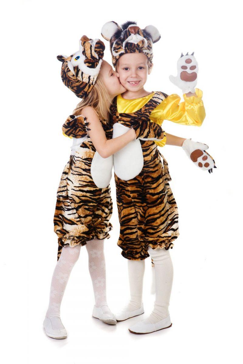 «Тигрята» карнавальный костюм для детей