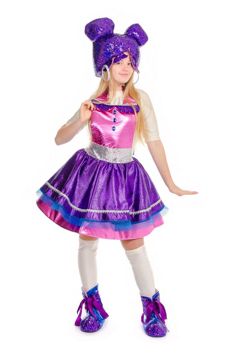 Масочка - Кукла LOL «Мария» карнавальный костюм для аниматоров / фото №2214
