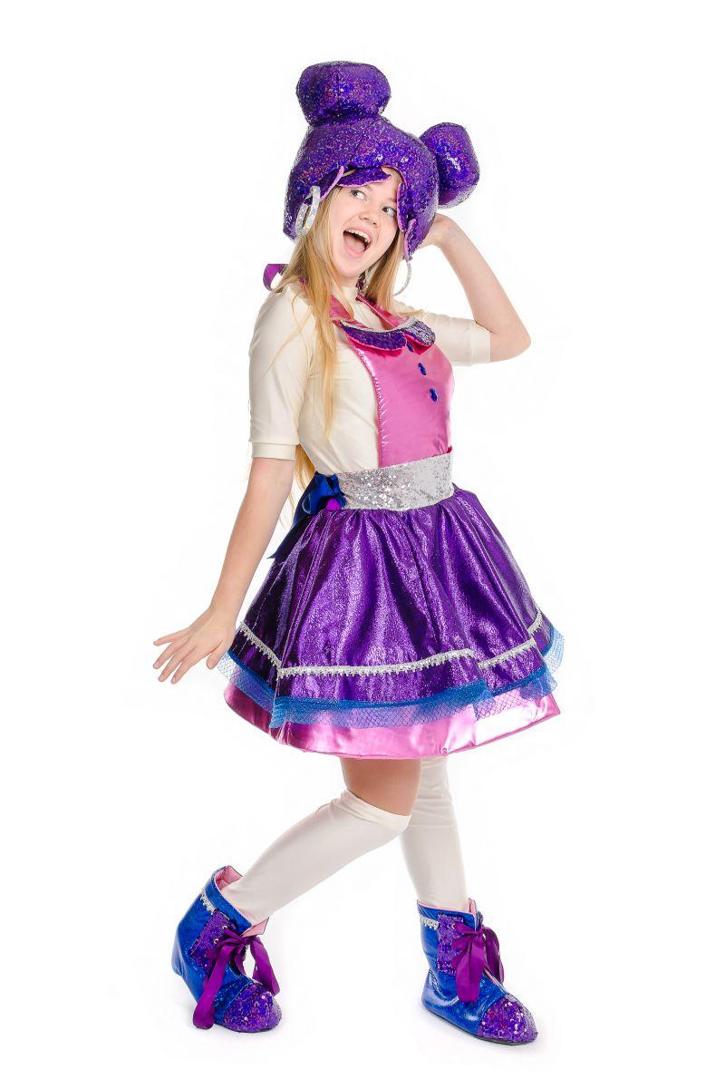 Масочка - Кукла LOL «Мария» карнавальный костюм для аниматоров / фото №2217