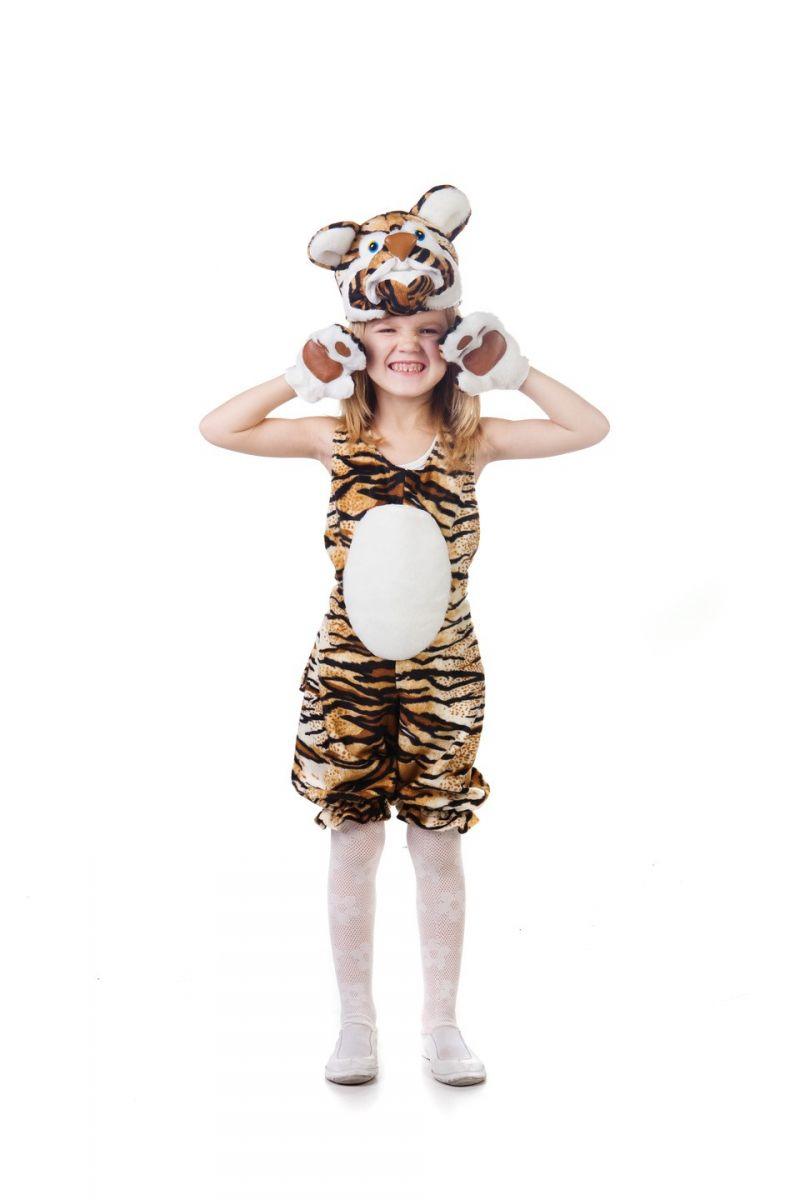 Масочка - «Тигрята» карнавальный костюм для детей / фото №222