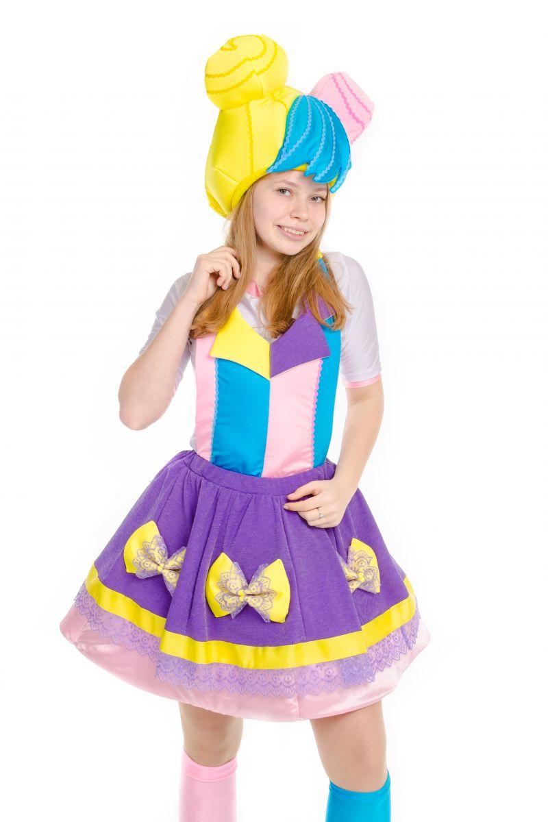 Масочка - Кукла LOL «Бон Бон (Bon Bon)» карнавальный костюм для аниматоров / фото №2228