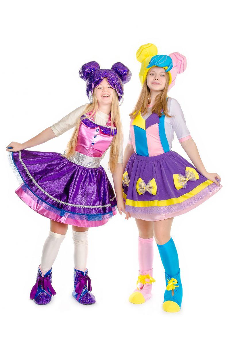 Масочка - Кукла LOL «Бон Бон (Bon Bon)» карнавальный костюм для аниматоров / фото №2233