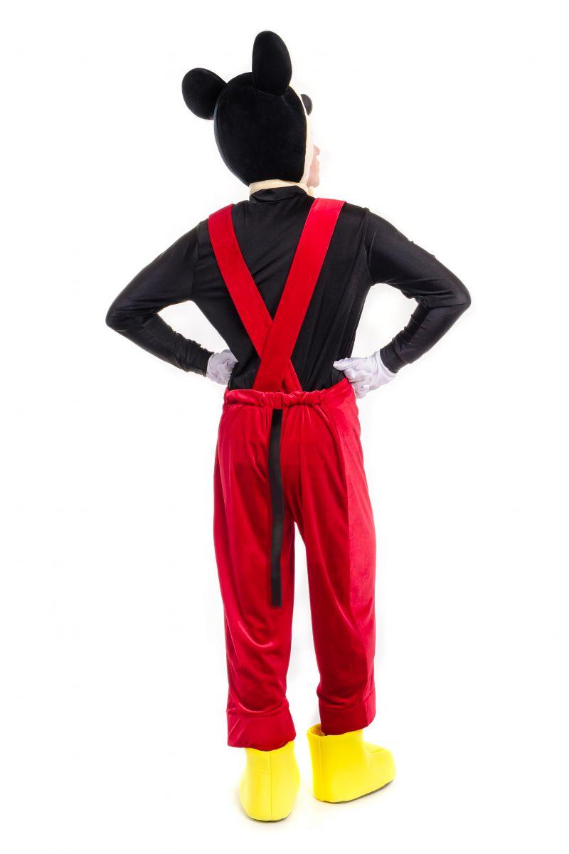 Масочка - Микки Маус «Mickey Mouse» карнавальный костюм для аниматоров / фото №2236