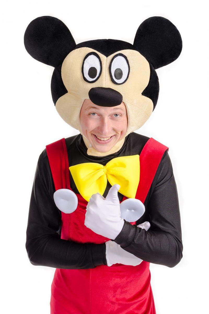 Масочка - Микки Маус «Mickey Mouse» карнавальный костюм для аниматоров / фото №2237