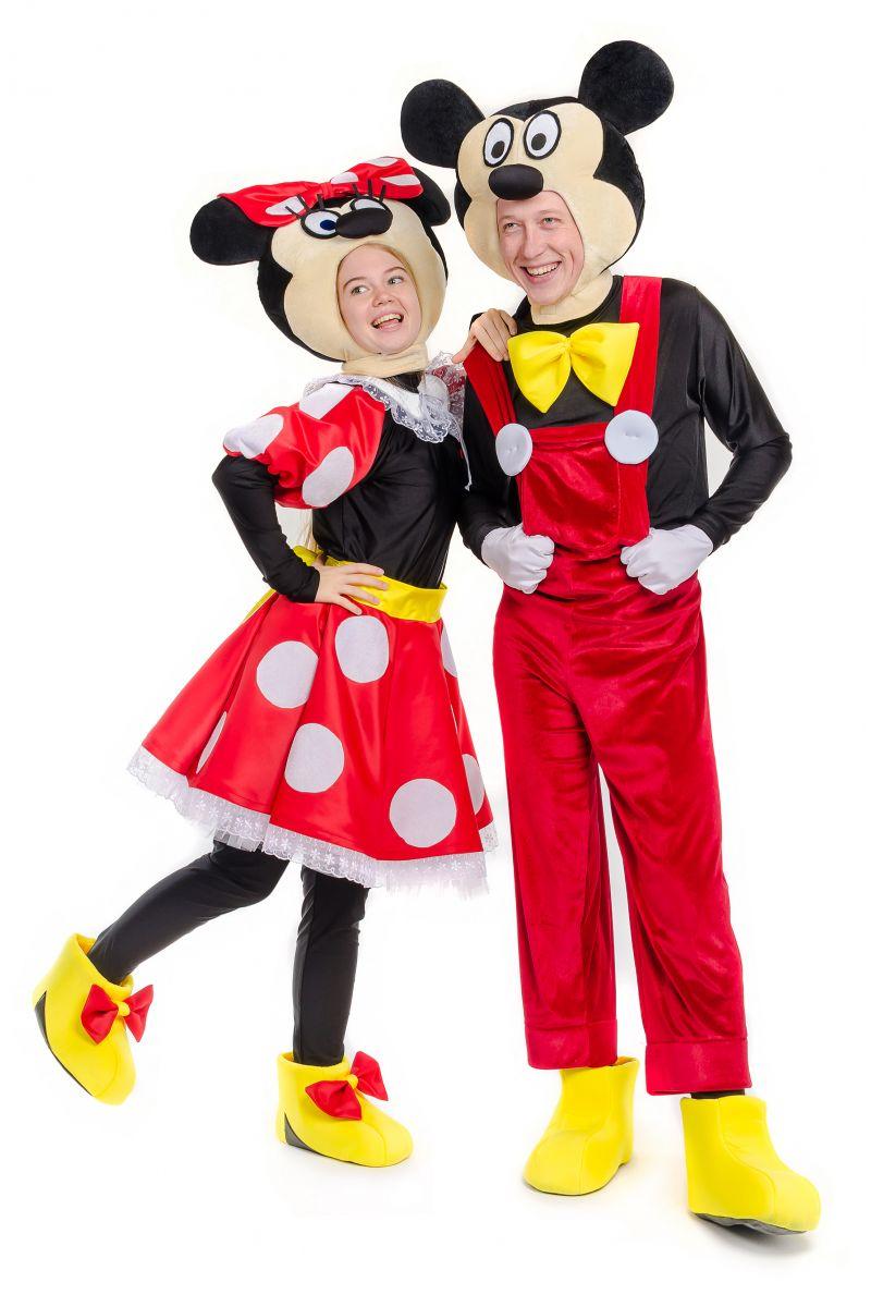 Масочка - Микки Маус «Mickey Mouse» карнавальный костюм для аниматоров / фото №2239