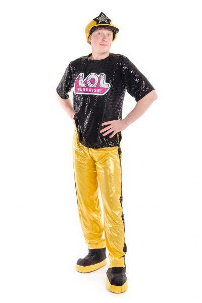 Костюм LOL «ЛОЛ Бой (LoL Boy)» карнавальный костюм для аниматоров