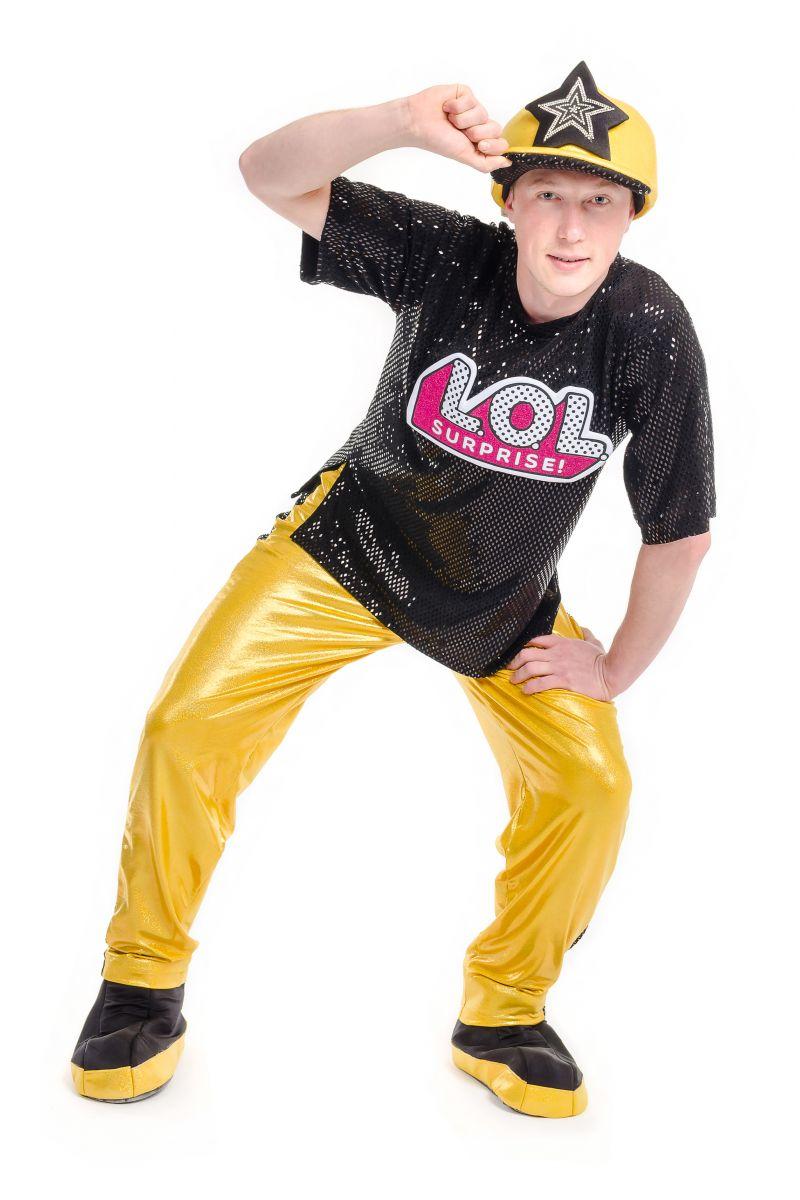 Масочка - Костюм LOL «ЛОЛ Бой (LoL Boy)» карнавальный костюм для аниматоров / фото №2252