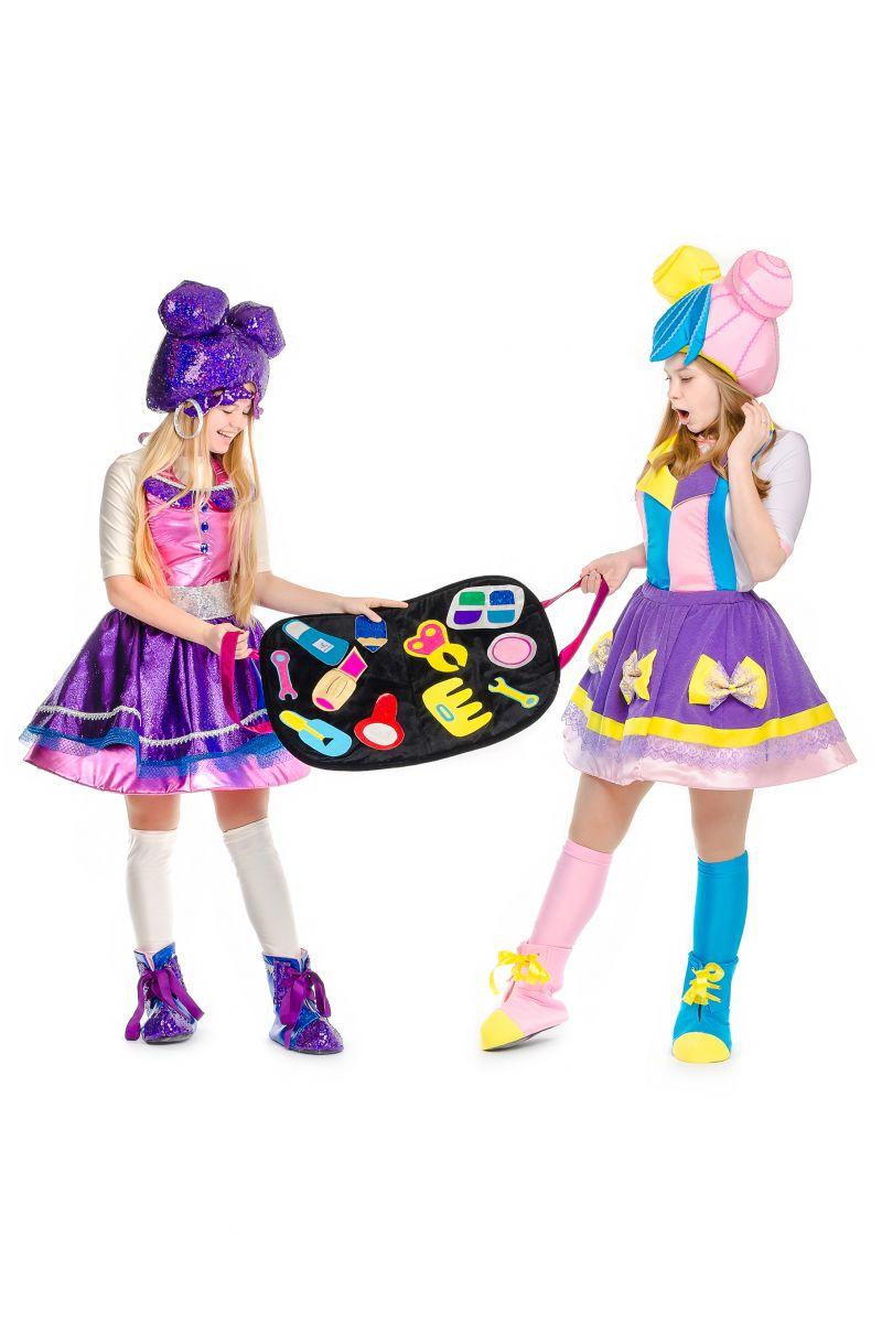Масочка - «Сумочка для куклы LOL» реквизит для аниматоров / фото №2267
