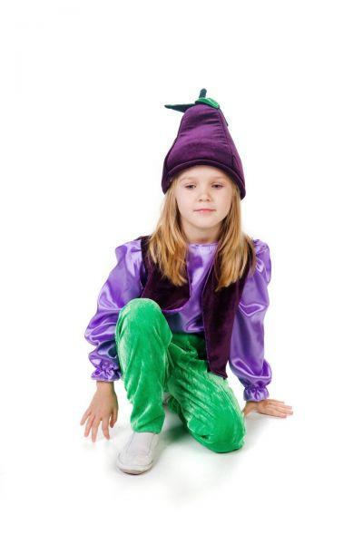 «Баклажан» карнавальный костюм для мальчика