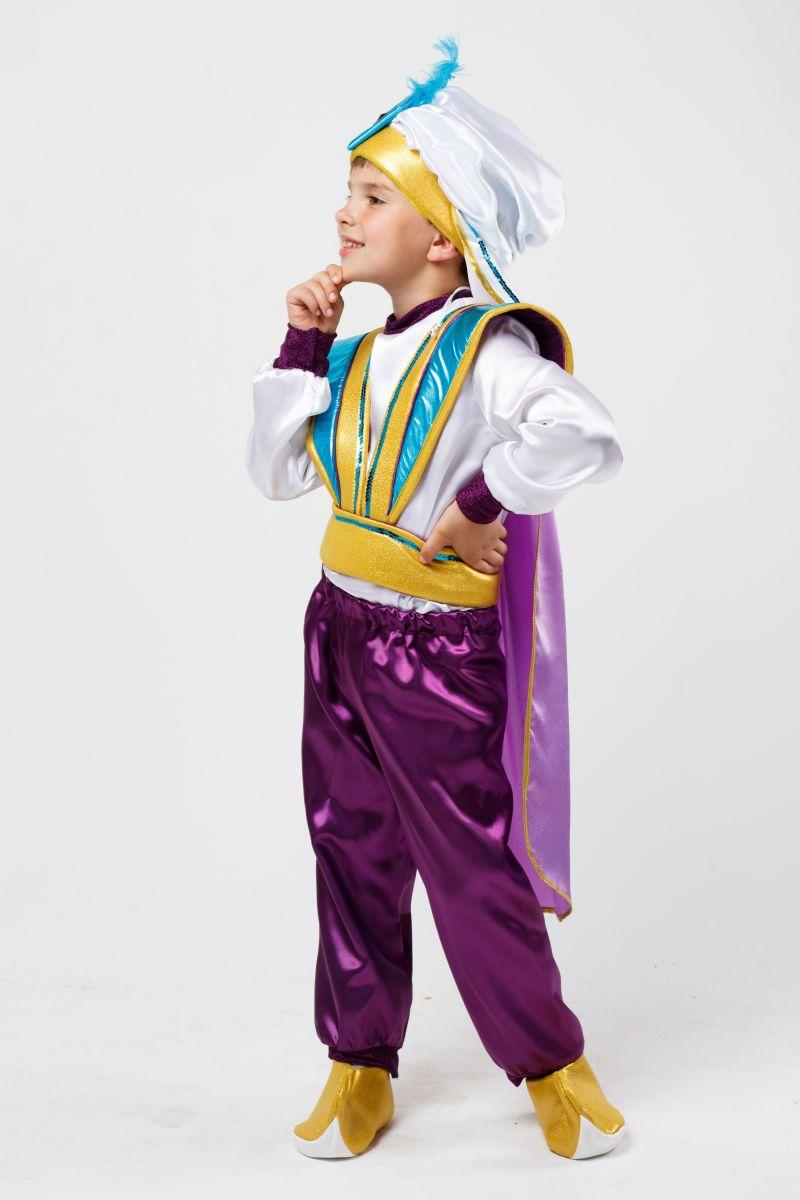 Масочка - Костюм Принц «Алладин» карнавальный костюм для мальчика / фото №2272