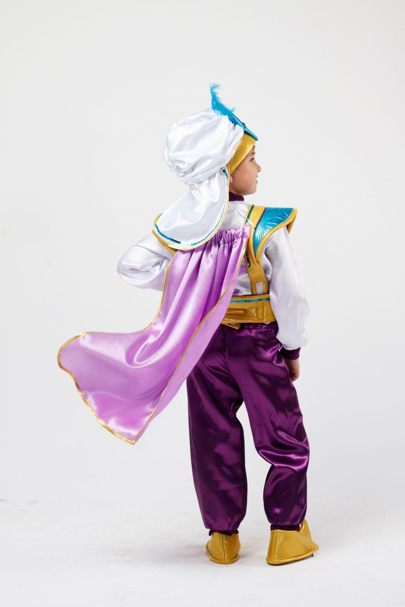 Масочка - Костюм Принц «Алладин» карнавальный костюм для мальчика / фото №2273
