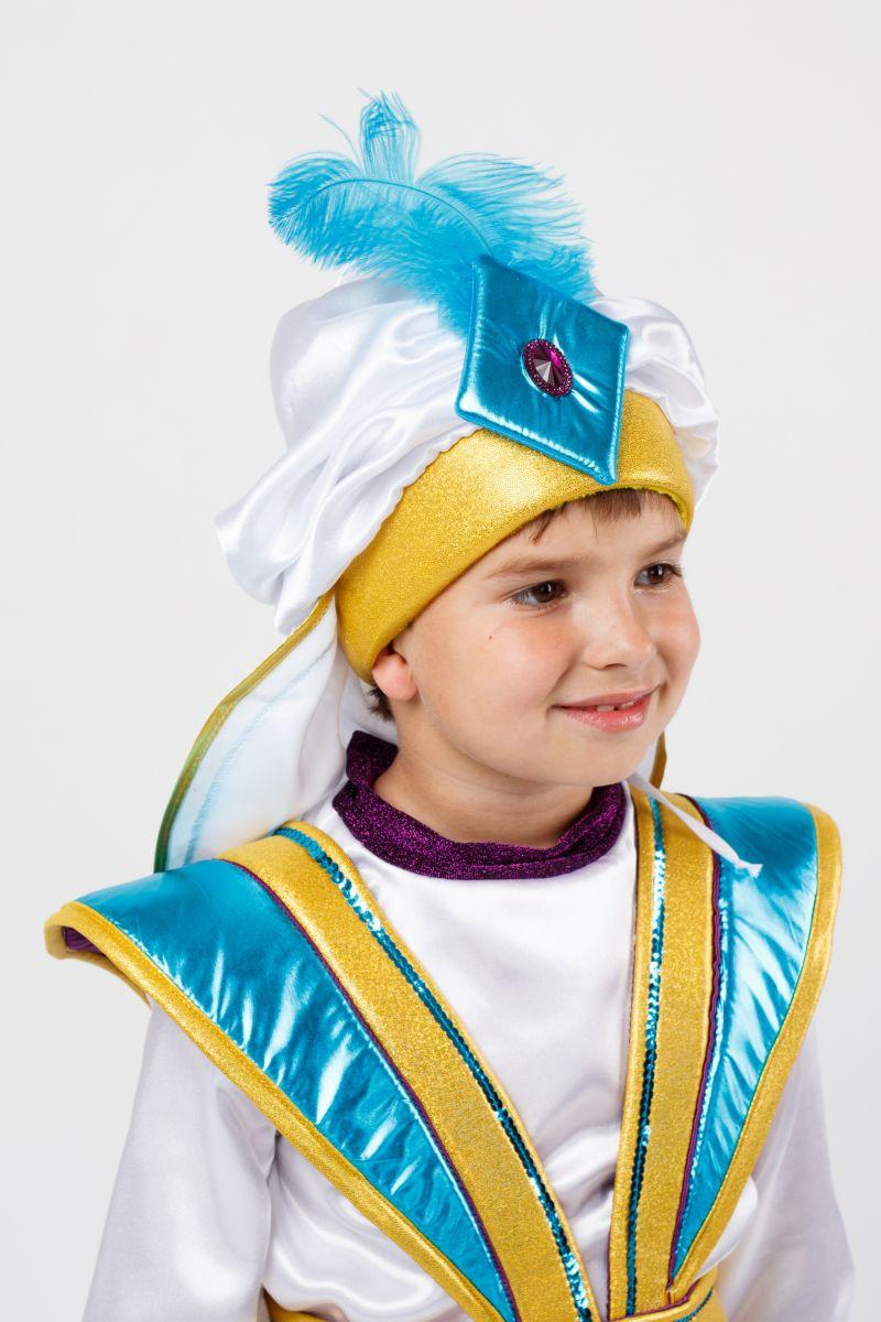 Масочка - Костюм Принц «Алладин» карнавальный костюм для мальчика / фото №2274