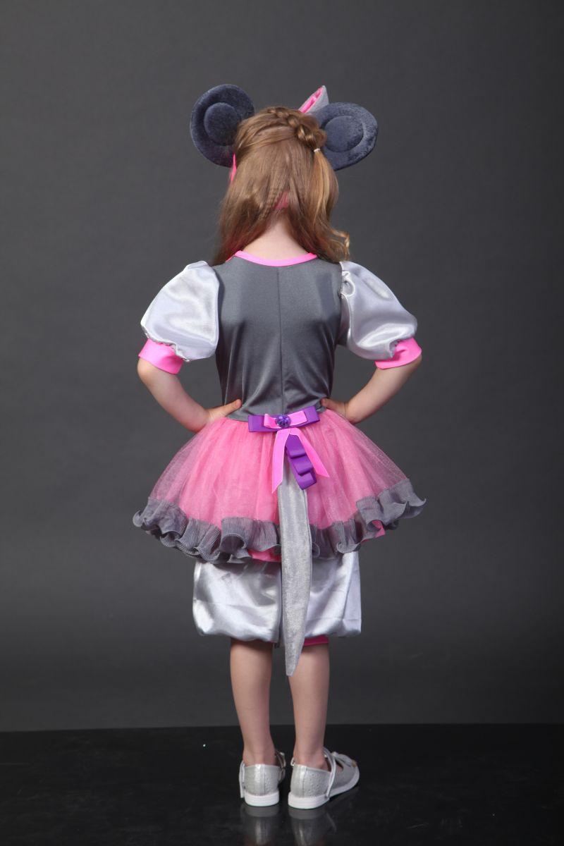 Масочка - Мышка «Малышка» карнавальный костюм для девочки / фото №2284
