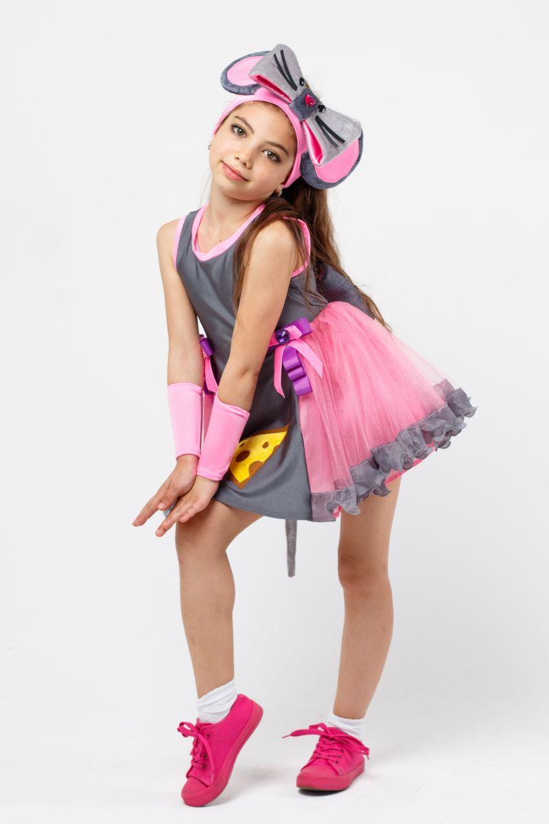 Костюм Мышка «Норушка» карнавальный костюм для девочки