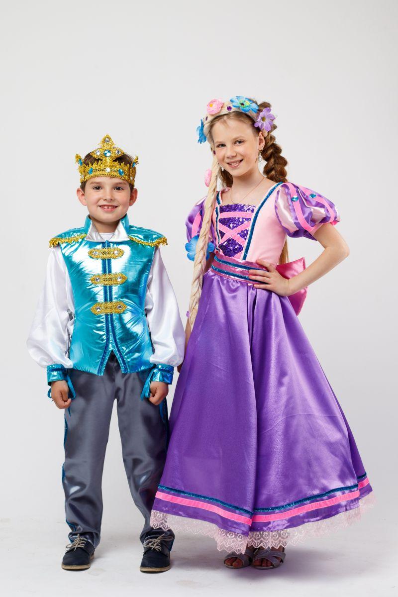 Масочка - Принц «Уильям» карнавальный костюм для мальчика / фото №2293