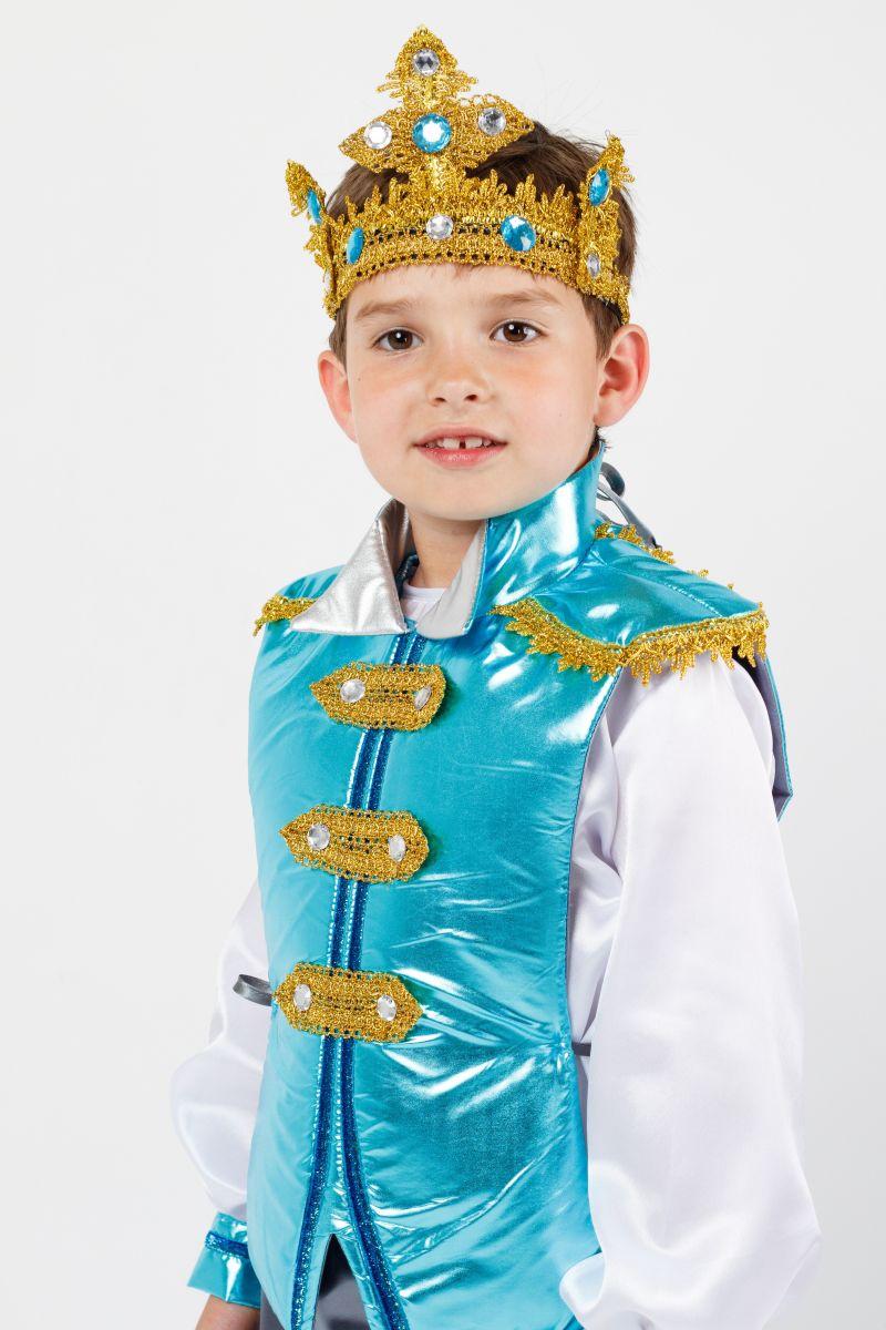 Масочка - Принц «Уильям» карнавальный костюм для мальчика / фото №2295