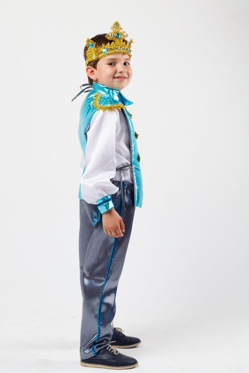 Масочка - Принц «Уильям» карнавальный костюм для мальчика / фото №2297