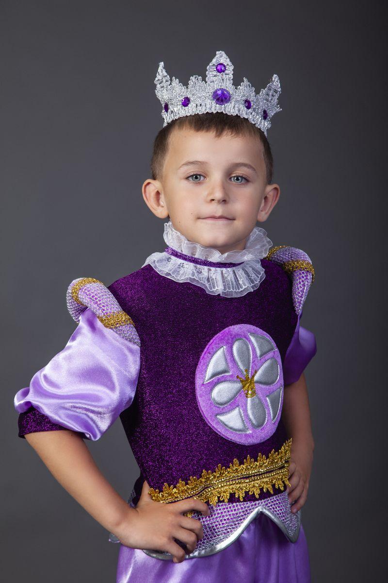 Масочка - Принц «Джеймс» карнавальный костюм для мальчика / фото №2306
