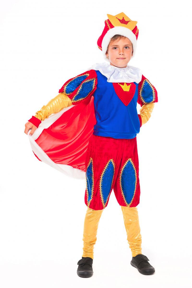 Король «Артур» карнавальный костюм для мальчика