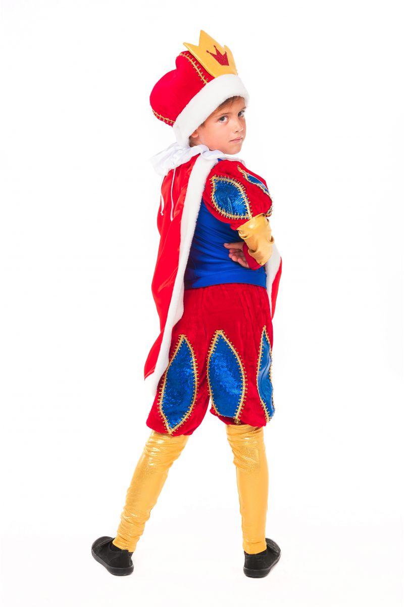 Масочка - Король «Артур» карнавальный костюм для мальчика / фото №2344