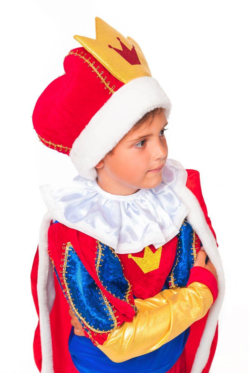 Масочка - Король «Артур» карнавальный костюм для мальчика / фото №2345