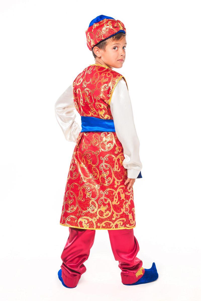 Масочка - «Принц Востока» карнавальный костюм для мальчика / фото №2349