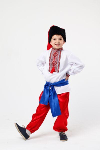 «Казачок» национальный костюм для мальчика