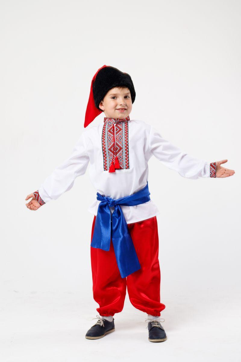 Масочка - «Казачок» национальный костюм для мальчика / фото №2356