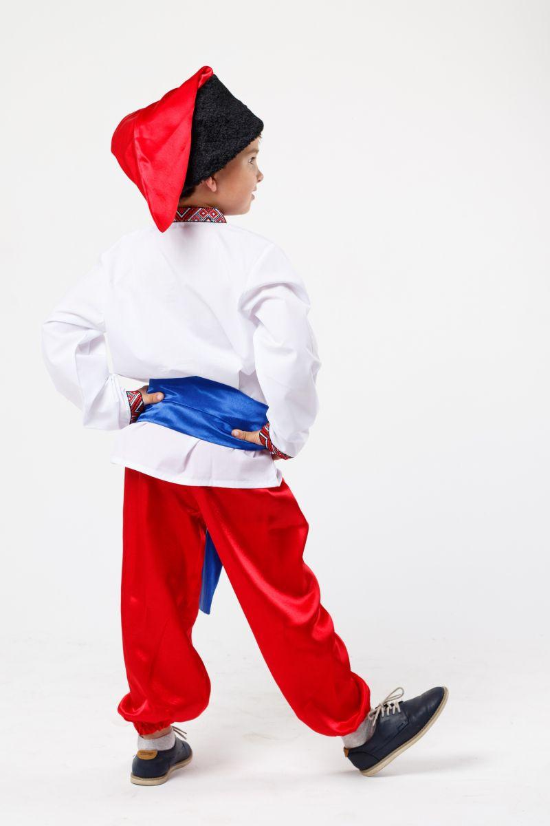 Масочка - «Казачок» национальный костюм для мальчика / фото №2357