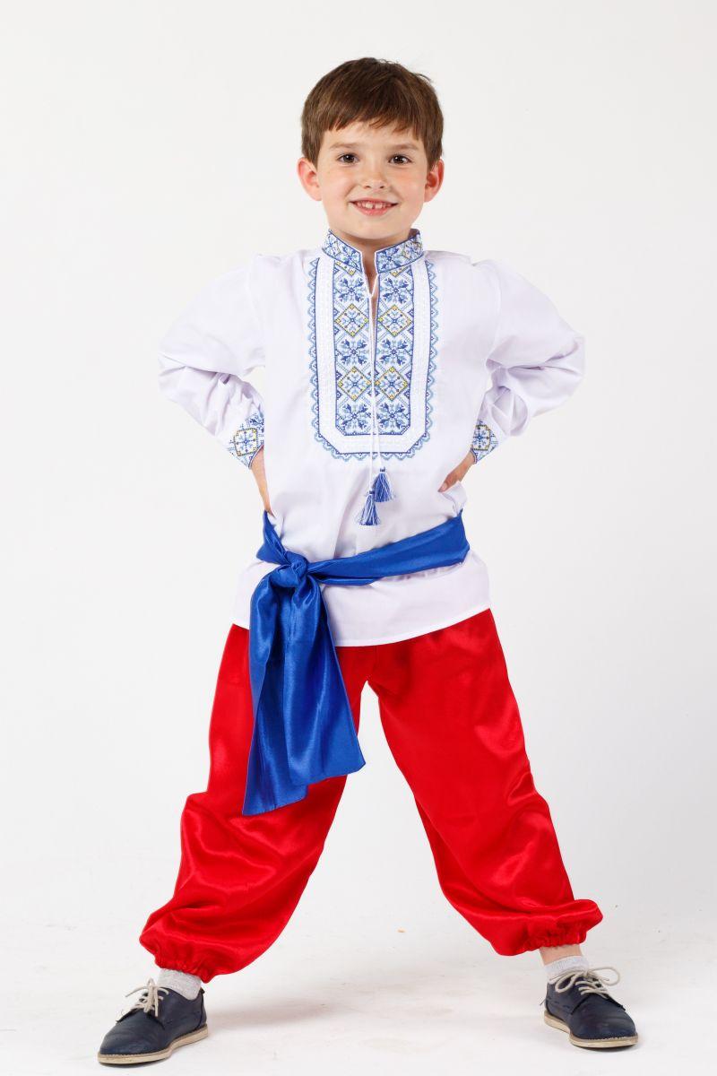 Масочка - «Казачок» национальный костюм для мальчика / фото №2358