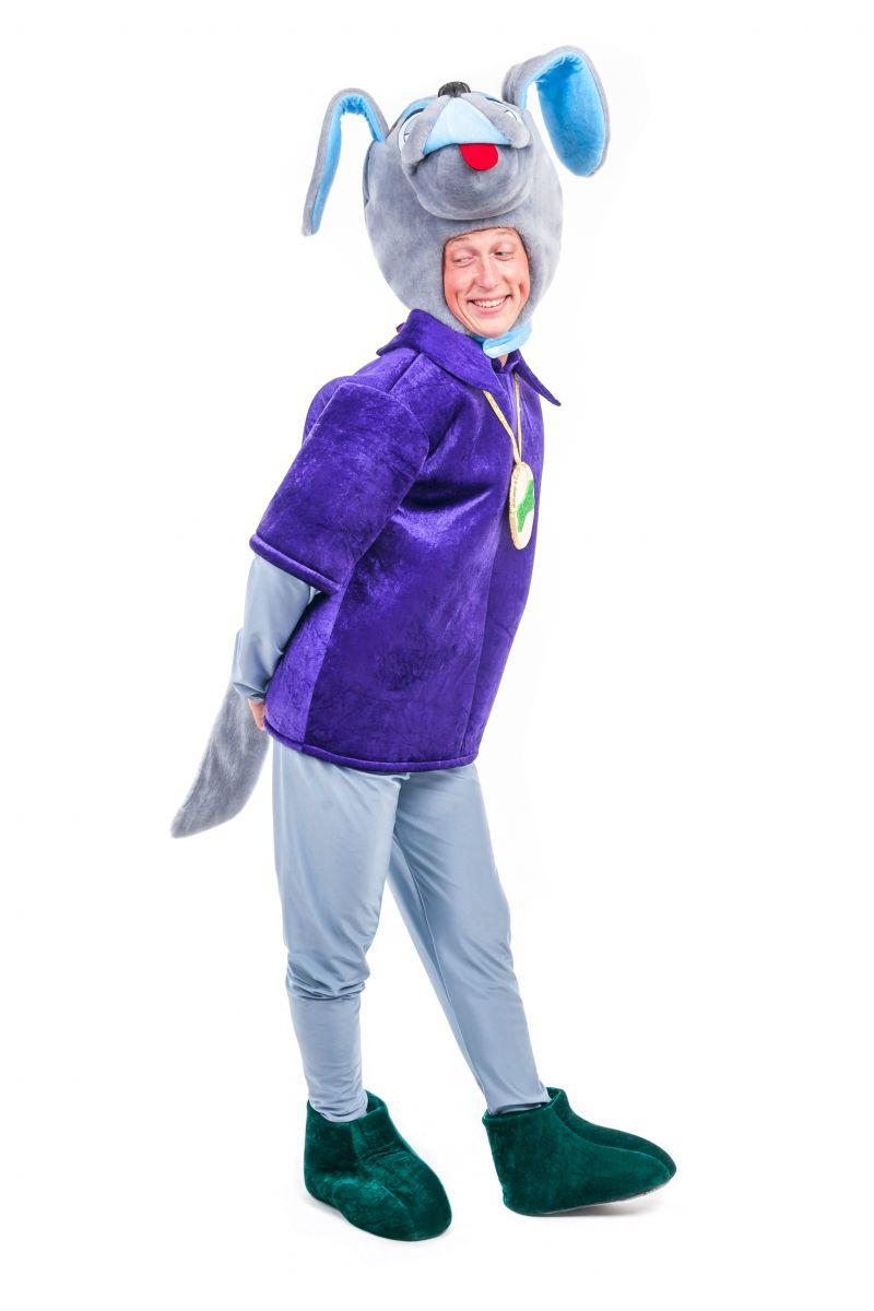 Масочка - Пес «Бременские музыканты» карнавальный костюм для аниматора / фото №2361